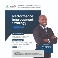 Performance Improvement Strategy Workshop (KUMASI)