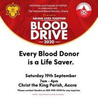 Saving Lives Together Blood Drive