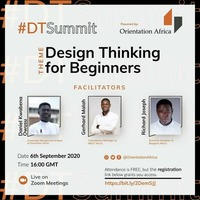 #DT Summit (Design Thinking For Beginners)