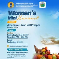 Women's Mini Harvest Revival