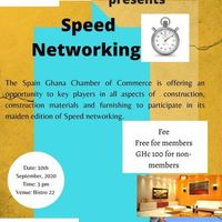 SGCC Speed Networking
