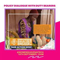 Policy Dialogue with Duty Bearers
