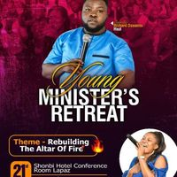 YOUNG MINISTER'S RETREAT