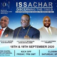 ISSACHAR - Discerning the Times
