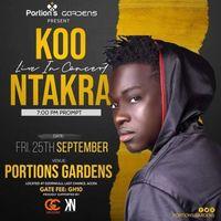 Koo Ntakra Live Concert