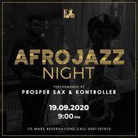AfroJazz Night