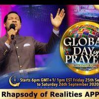 Global day of prayer