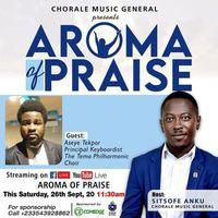 Aroma Of Praise