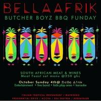Butcher Boys BBQ FunDAY