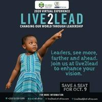 Live2Lead 2020 Virtual Concert