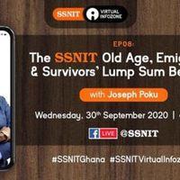 SSNIT Virtual Infozone EP 08