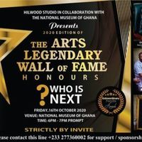 The Arts Legendary Wall of Fame Honours 2020