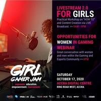 Girl Gamer Jam