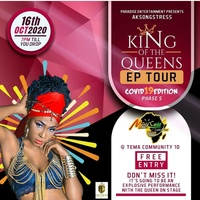 King Of The Queens EP Tour