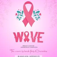 WAVE - Pink October