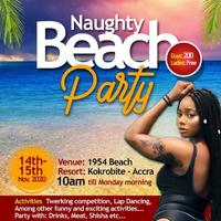 Naughty Beach Party
