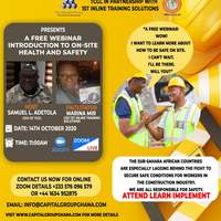 Introduction To On-Site Health And Safety