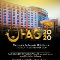 Hospitality Awards Ghana 'HAG 2020'
