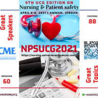 9th UCG edition on Nursing and Patient Safety Conference