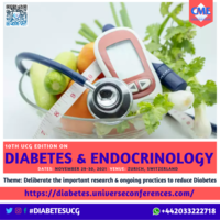 10th UCG Edition on Diabetes & Endocrinology Conferences