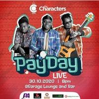 PayDay @ Garage Lounge & Bar