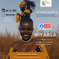 #CatchUpAfrica with Afro-pop singer Wiyaala