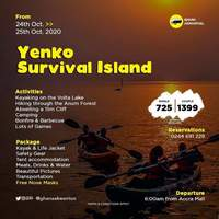 Yenko Survival Island