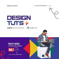 Design Tuts 3 Days Online Training