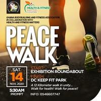 PEACE WALK 2020