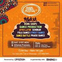 Ghana Dance Festival 2020