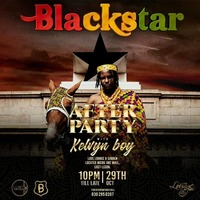Blackstar After Party