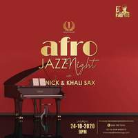 Afro Jazz Night