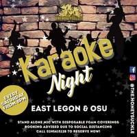 Karaoke Night@ The Honeysuckle