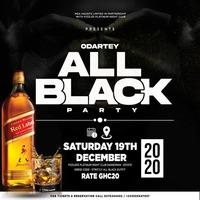Odartey All Black Party