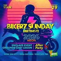 BIKERZ SUNDAY - Meeting 12