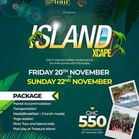 Island Xcape by LetsTourGH