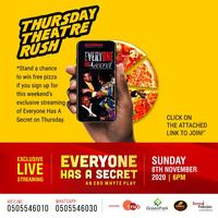 Thursday Theater Rush