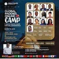 JSAVES GLOBAL PADDIES ONLINE CAMP
