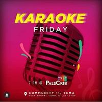 Karaoke Friday @Palscrib