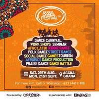 Ghana Dance Fedtival' 20