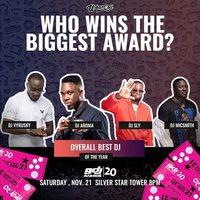 Ghana DJ Awards 2020