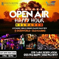 Open Air Happy Hour Reloaded