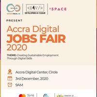 Accra Digital Job Fair 2020