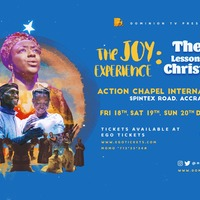The Joy Experience: Nine Lessons of Christmas