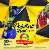 Paintball Event the re-up