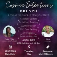Cosmic Intentions - Goal Setting Brunch