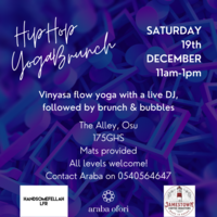 Hip Hop Yoga Brunch
