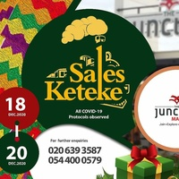Sales Keteke Christmas Edition