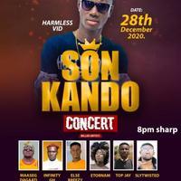 Sonkando Concert Tuna