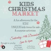 Kids Christmas Market